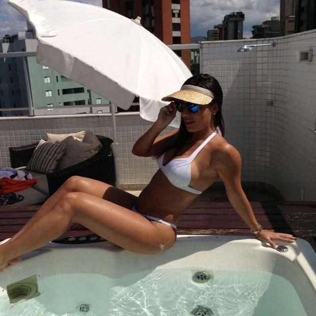 Ex-BBB Leticia Santiago (Foto: Reprodução / Instagram)