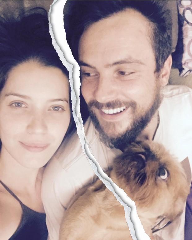 Nathalia Dill e Sérgio Guizé (Foto: Reprodução/ Instagram)