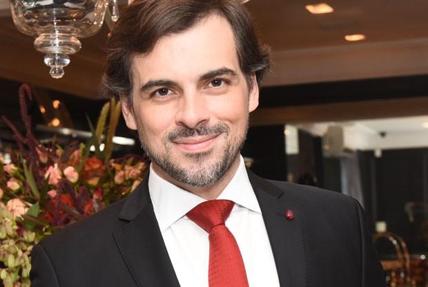 O estilista Sandro Barros (Foto: Divulgação)