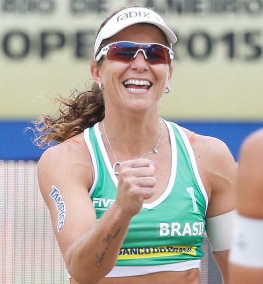 brasil em alta (Divulgação/FIVB)