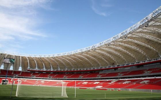 Beira-Rio, estádio do Internacional de Porto Alegre (Foto: Paulino Menezes/Portal da Copa/ME)