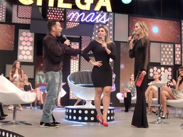 Kelly Key (Foto: Rede Tv / Divulgação)