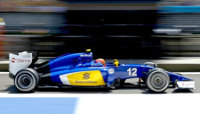 Felipe Nasr GP da China