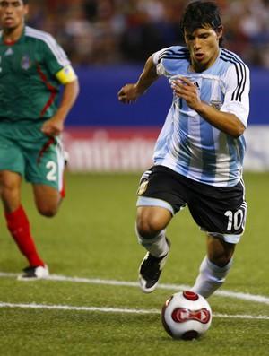 Agüero Mundial Sub-20 2007