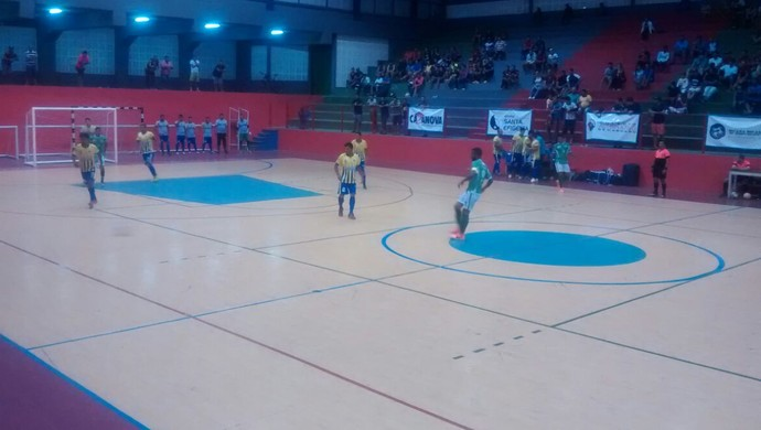 11ª Copa TV Asa Branca de Futsal (Foto: José Jaime / TV Asa Branca)