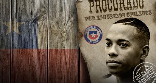 Carrossel ROBINHO Goleador Procurado Chile 280 (Foto: infoesporte)