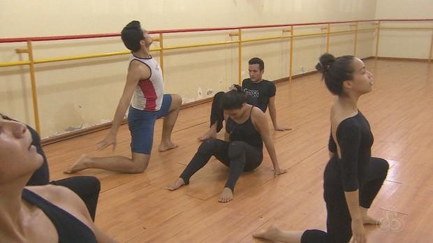 dança, espetáculo, solidário, amapá tv (Foto: Amapá TV)