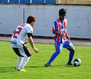 Plácido de Castro x Vasco-AC Acreano Sub-17 2016 (Foto: Duaine Rodrigues)