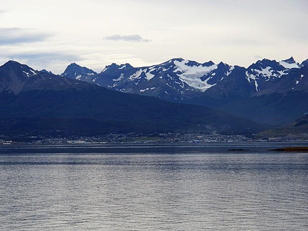 Ushuaia (Foto: Eduardo Carvalho/G1)