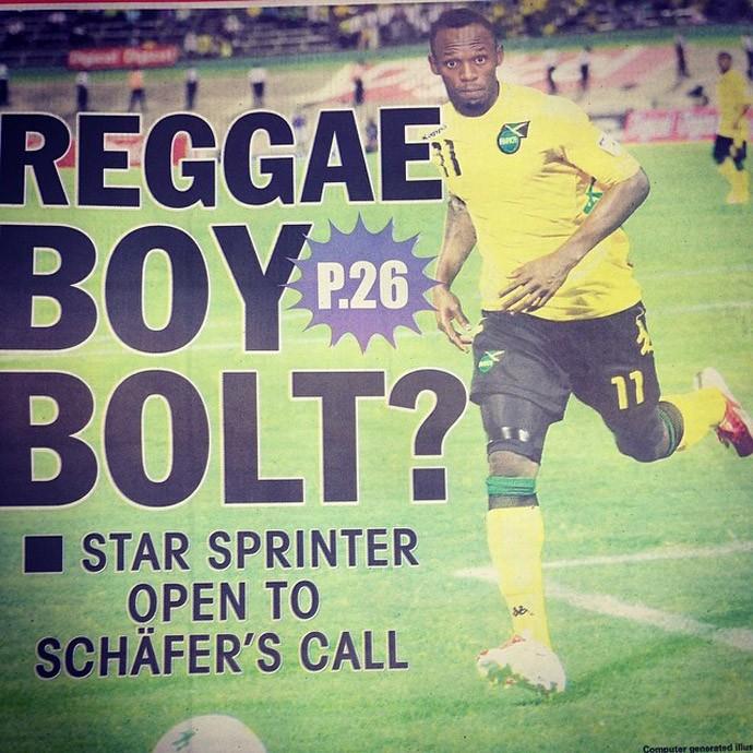 Usain Bolt (Foto: Reprodução - Instagram)