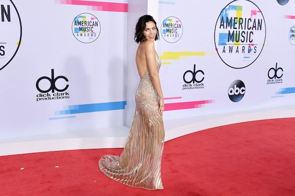 A atriz e dançarina Jenna Dewan no 2017 American Music Awards (Foto: Getty Images)