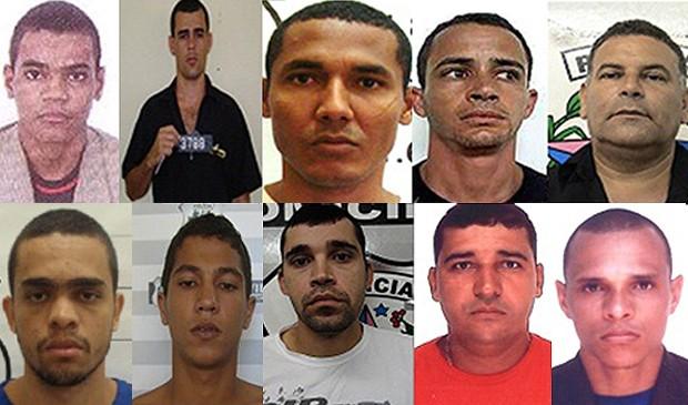 440569ab0 Governo atualiza lista dos 10 criminosos mais procurados do Espírito santo  (Foto  Divulgação