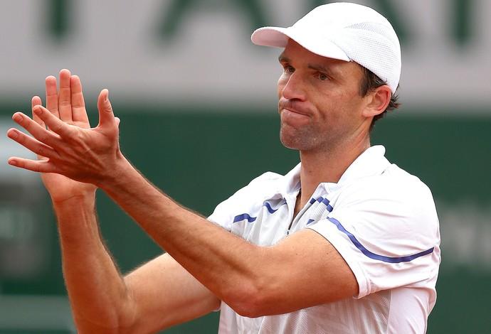Ivo Karlovic tênis Roland Garros (Foto: Getty Images)