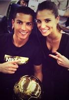 Ex-modelo Lucía Villalón é apontada como affair de Cristiano Ronaldo