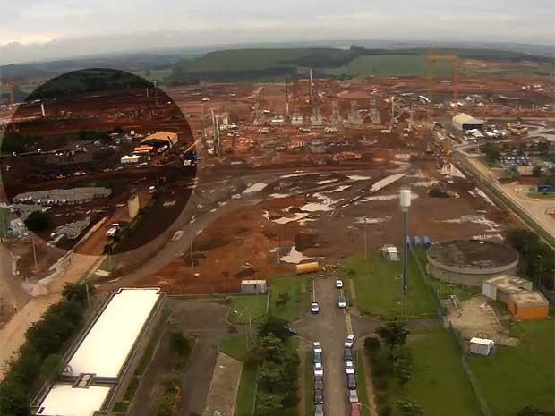 Aeroporto Viracopos Fica Onde : Operário soterrado em obra no aeroporto de viracopos morre