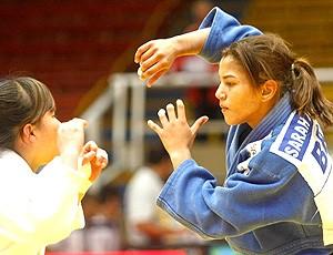 sarah menezes, judô (Foto: Divulgação/CBJ)