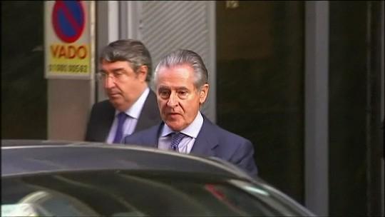 Rodrigo Rato, ex-diretor do FMI, é condenado a 4 anos e meio de prisão na Espanha
