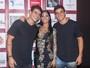 Ex-BBB Mayara chega com Antônio a festa pós-'BBB': 'Muito amigos'