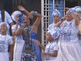 Movimentos negros lutam pela igualdade racial (Foto: Reprodução / TV Globo)