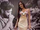 Emilly, gêmea que disputa vaga no 'BBB17', já namorou o sertanejo Juliano