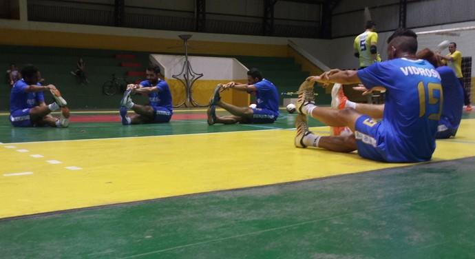 Time dracenense entra em reta final para Paulistão de Futsal (Foto: Marcos César / Arquivo Pessoal)