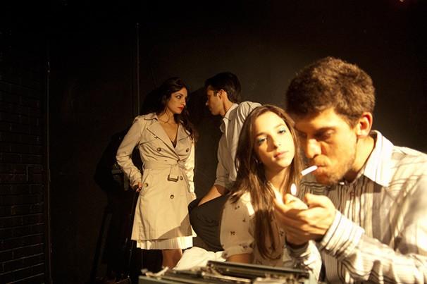 """Espetáculo """"A Culpa é da Vida que Sonhei..."""" foi construído na incubadora do Vem! (Foto: Divulgação)"""