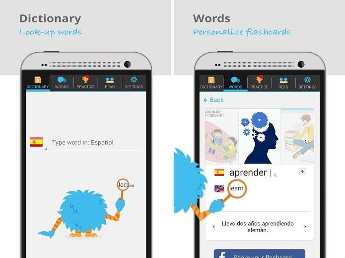 Lingua.ly é um app para aprender o idioma inglês (Foto: Divulgação/Lingua.ly)