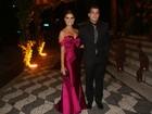 'Não foi oficializado', diz Paloma Bernardi sobre posto de rainha