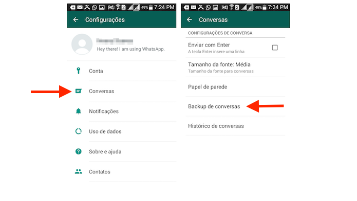 How to download whatsapp backup from drive to pc