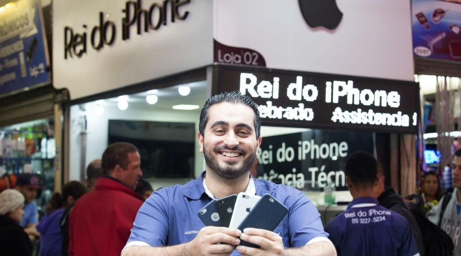 Rei do iPhone mostra que honestidade é bom negócio
