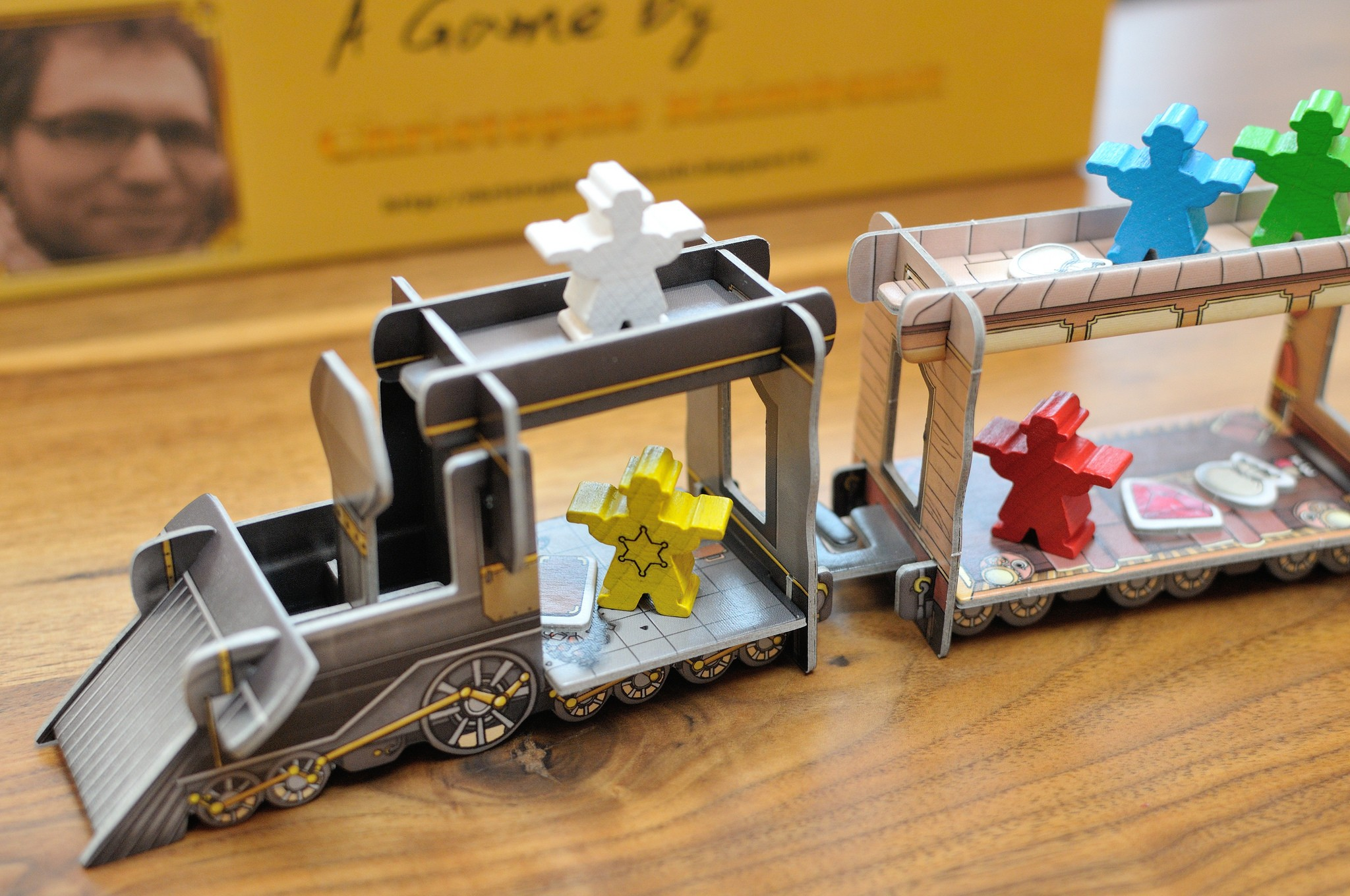 Colt Express (Foto: Flickr/ Yoppy/ Creative Commons)
