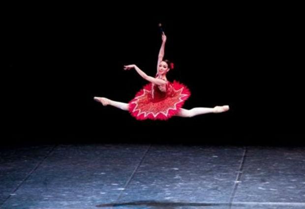 Encerramento do Festival de Dança de Londrina em 2012 (Foto: Divulgação/Festival de Dança de Londrina)