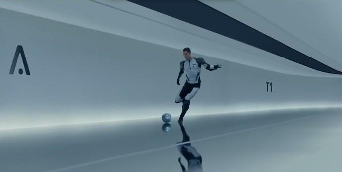 Cristiano Ronaldo comercial Galaxy