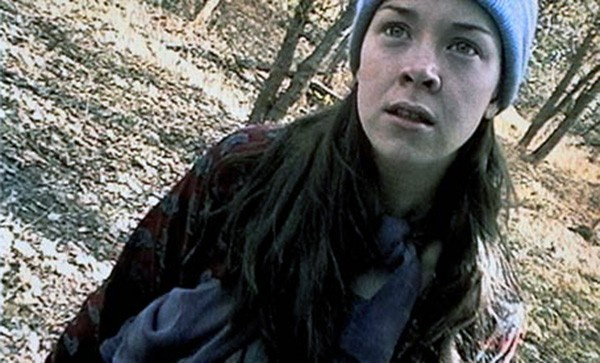 Heather Donahue em 'A Bruxa de Blair' (1999) (Foto: Divulgação)