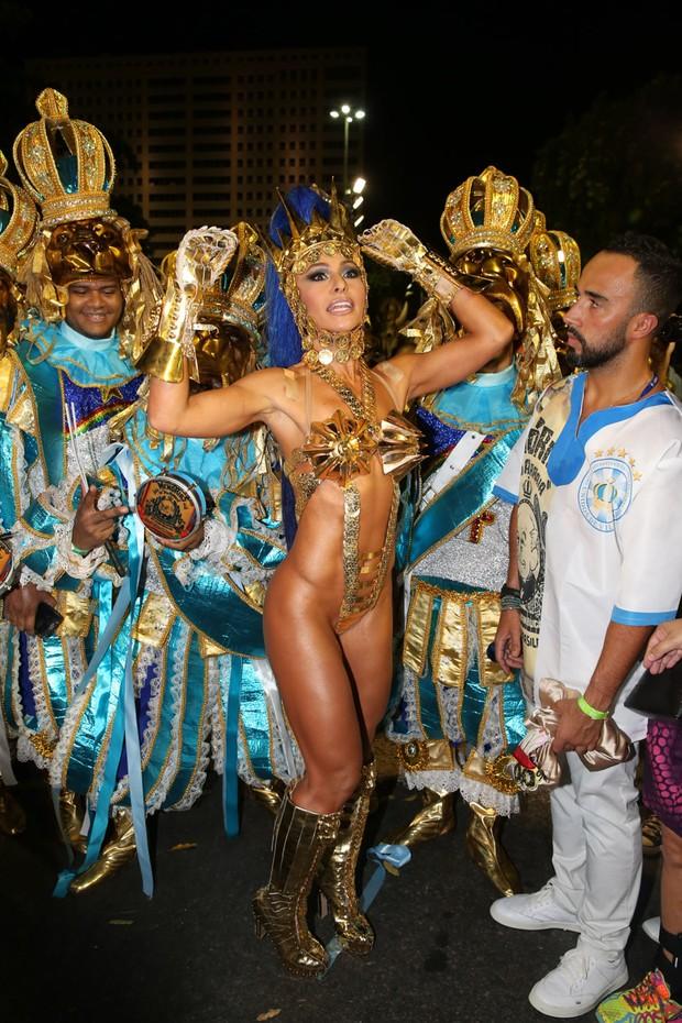 Sabrina Sato (Foto: Manuela Scarpa e Rafel Cusato/Brazil News)
