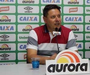 Sandro Pallaoro Chapecoense (Foto: Laion Espíndula)