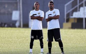 Léo Souza é uma das armas do Santos contra o Galo pelo Brasileiro sub-20