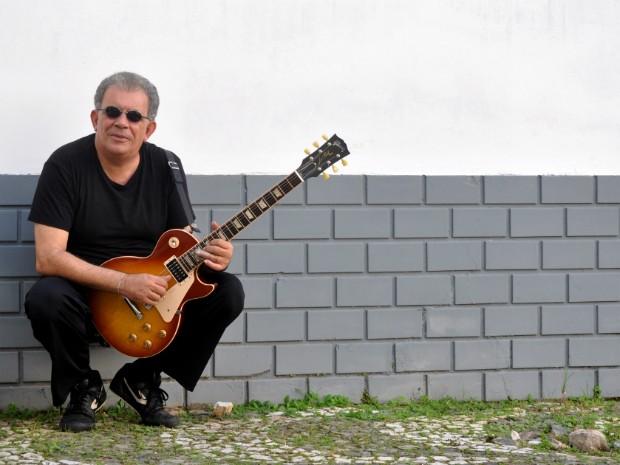 'Estou feliz só de participar', diz Álvaro (Foto: Laryne Nascimento/Divulgação)