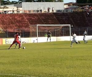 Noroeste e Luverdense na Copa São Paulo (Foto: Assessoria/Luverdense Esporte Clube)