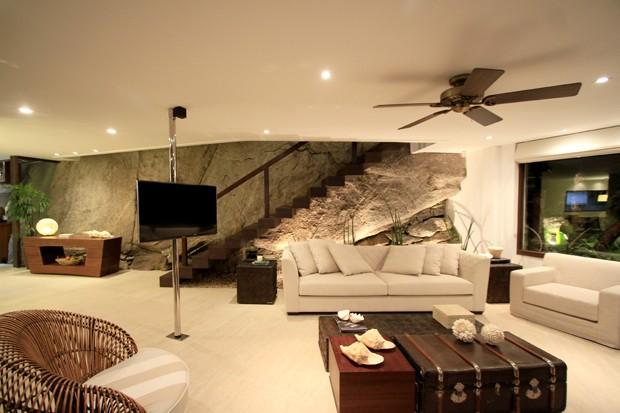 Sopro de vida na casa de praia cl ssica casa vogue casas for Foto casa classica