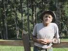Ex-tropeiro relembra paixão pelas rotas do alto da Serra da Mantiqueira