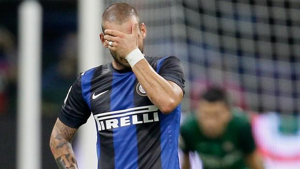 Sneijder internazionale (Foto: AP)
