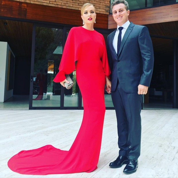 Angélica e Luciano Huck (Foto: Reprodução/ Instagram)