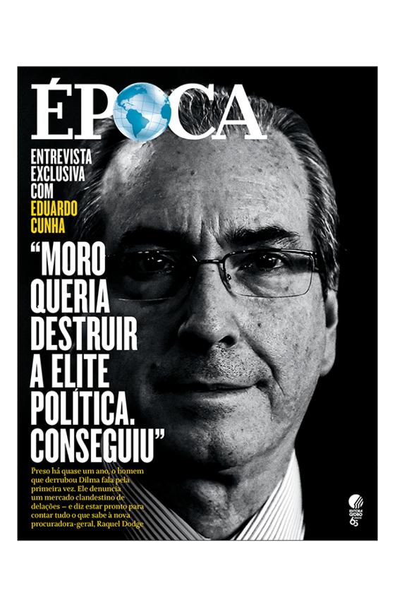 Capa edição 1006 (Foto: Época )