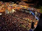 Forrozeiros reúnem 40 mil pessoas no Ponto de Cem Reis, em João Pessoa