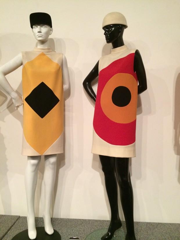 Pierre Cardin dresses, 1966  (Foto: Suzy Menkes)