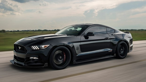 Ford Mustang Hennessey 25th Anniversary Edition HPE800 (Foto: Divulgação)