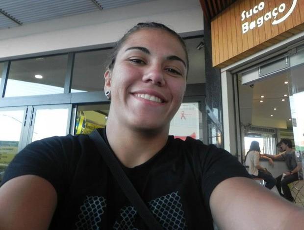 MMA Jéssica Andrade (Foto: Reprodução/Facebook)
