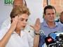 Lula é 'objeto de grande injustiça', afirma Dilma (Antônio Luis/ Estadão Conteúdo)