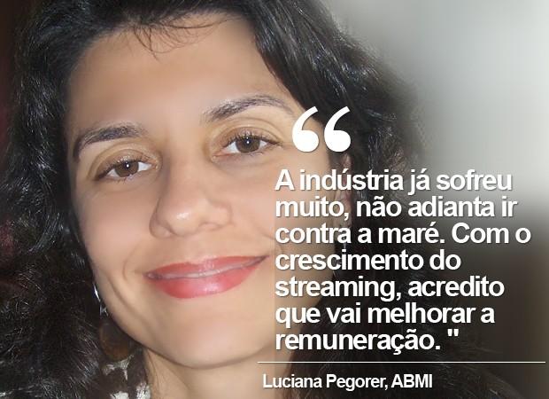 Luciana Pegorer (Foto: Arquivo Pessoal)